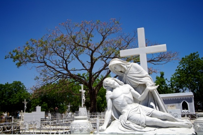 Guadalupe Cemetery - Leon, Nicaragua