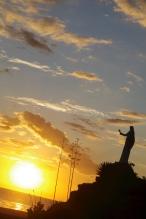 Poneloya Sunset