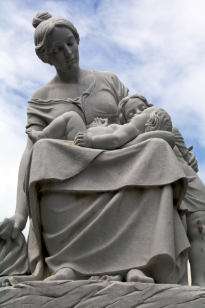 Mother Statue