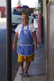 Selling Tortillas