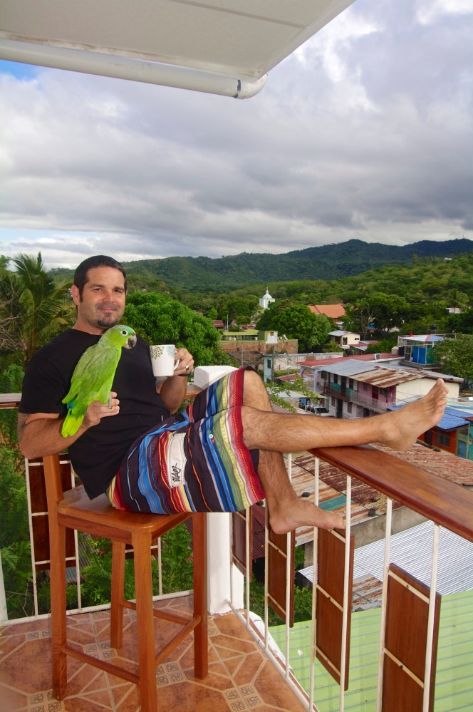A House to Write Home About:  San Juan del Sur, Nicaragua (2/6)