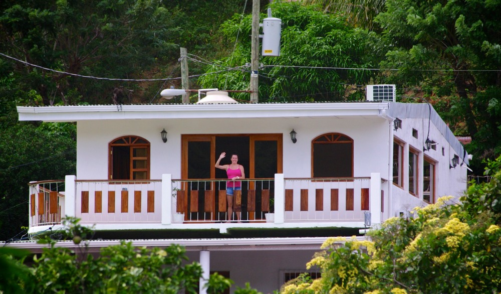 A House to Write Home About:  San Juan del Sur, Nicaragua (3/6)