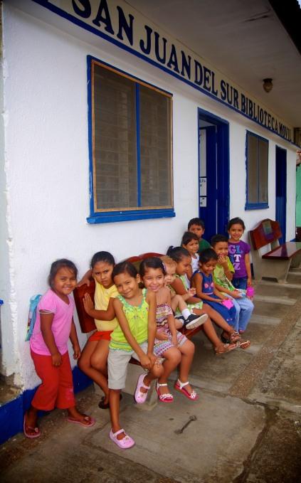 San Juan del Sur Library