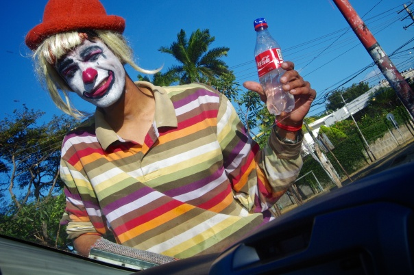 Photo Journalism Friday:  Clowning Around