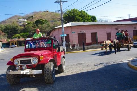 Toyota Land Cruiser Truck Rental Nicaragua