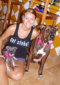 Maggie, Mandy & Raya