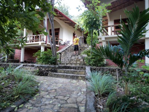 Apoyo Lodge, Laguna de Apoyo