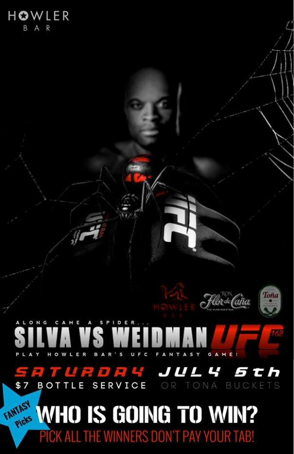 UFC Fight Night:  San Juan del Sur, Nicaragua