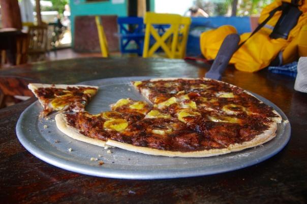 Photo Journalism Friday:  A Divine Dessert Pizza