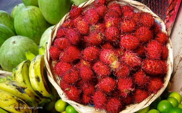 Mercado Monday: Mamón Chino (Rabutan)