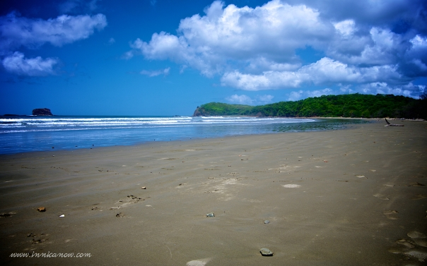 Just Another Day in Nicaragua: Playa Hermosa & Pasta