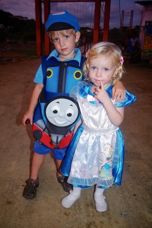A Halloween Celebration in Nicaragua